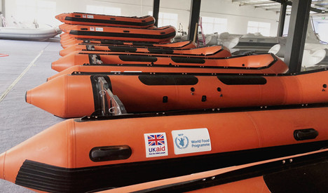 Rescue Inflatable Boats